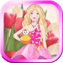Princess Fantasy Doll Makeover Dress Up Girl Games