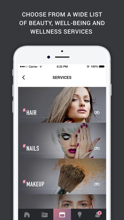 GLOOW - Book Beauty Services