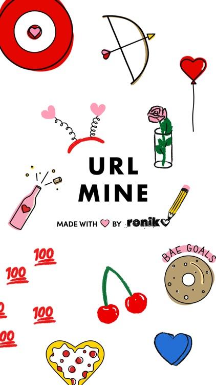 URL Mine by Ronik