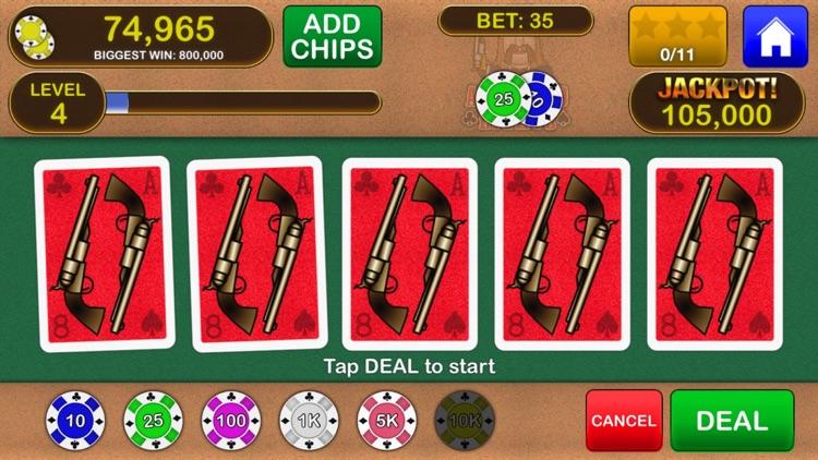 Video Poker Jackpot! - The original and best. screenshot-4