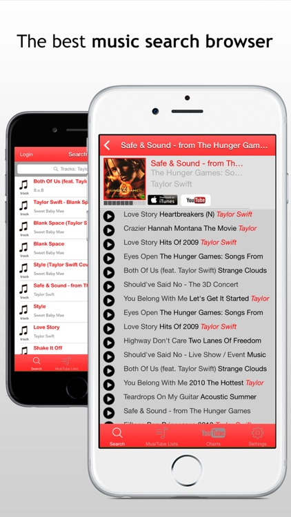 Music Player for Youtube: Musitube Unlimited