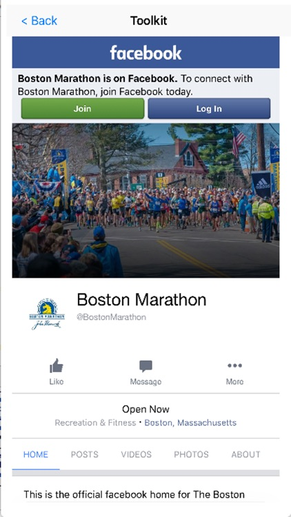 Marathon Toolkit for Boston screenshot-3