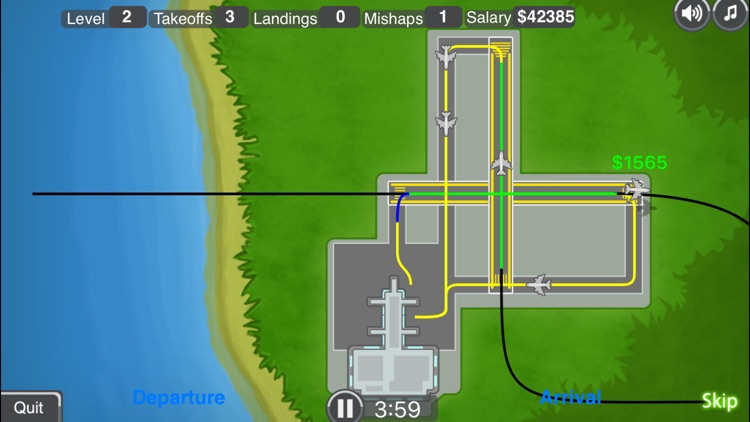 Airport Madness Mobile Lite screenshot-3