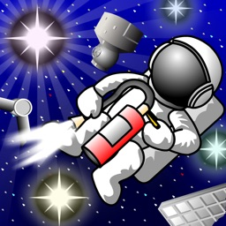 Xtinguisher in Space without Gravity