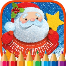 Activities of Santa Claus Coloring Page Christmas Book for Kids
