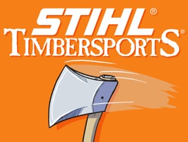 In 2017, the  STIHL TIMBERSPORTS Series - The Original Extreme Sport - is debuting iMessage stickers