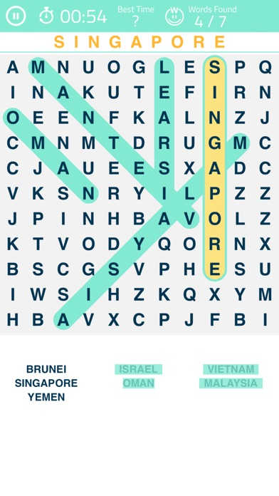 Word Search Puzzles-0