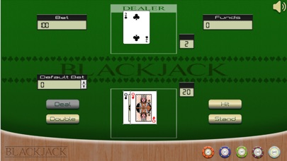 Blackjack Trainer - Casino Card Game Counting 21 app image