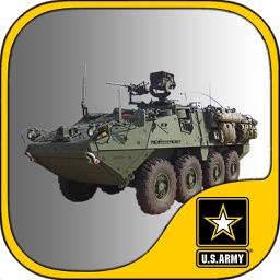 MILES XXI Stryker ICV
