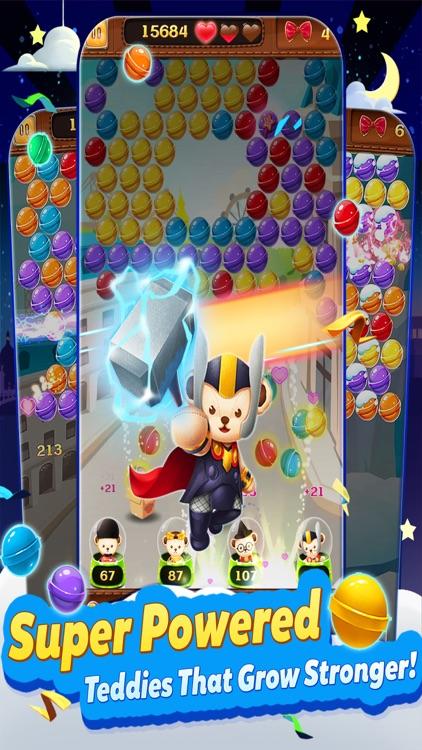 Teddy Pop - Bubble Shooter