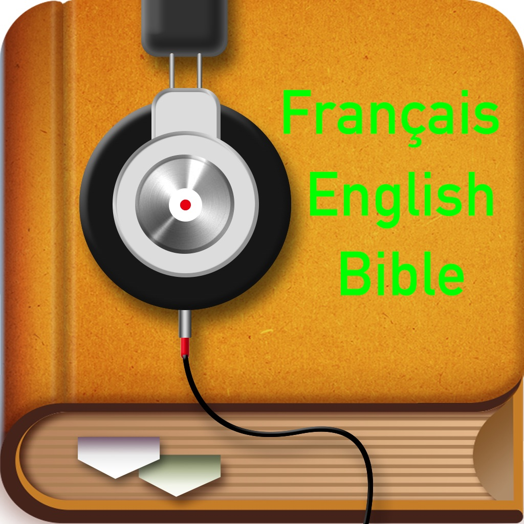 Holy Bible Audio Book In French and English App Data