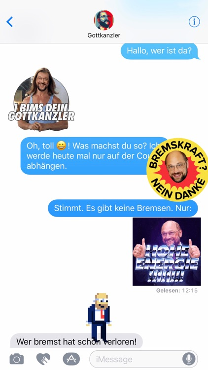 Schulz PowerSticker