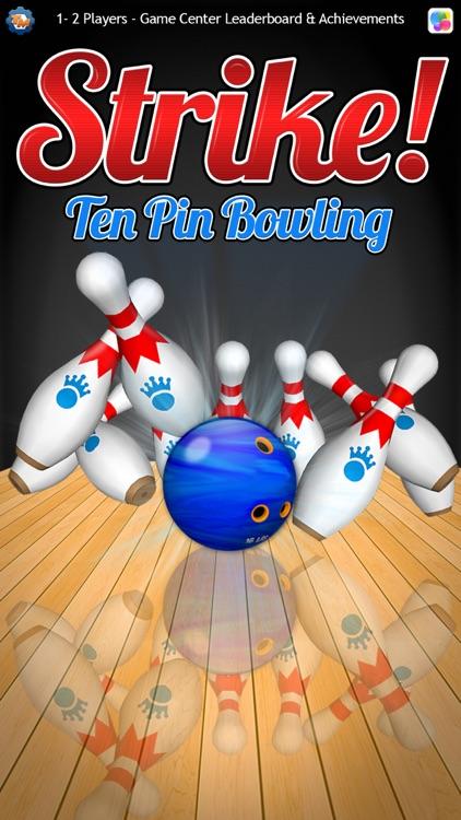 Strike! Ten Pin Bowling screenshot-0