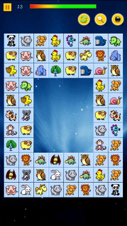 宠物连连看经典版-最新免费益智爱消除单机小游戏 screenshot-4