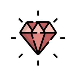 JewerlyMoji - Bling Bling Stickers