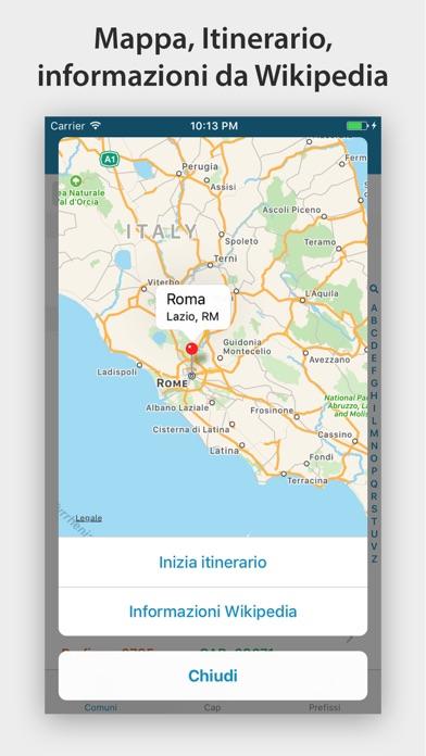 Cap, Prefissi e Comuni Italiani | Wiki e Mappa