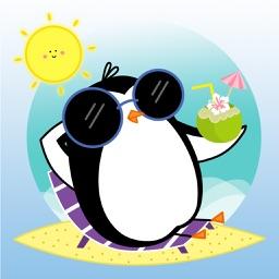 Pemoji - Penguin Emoji Stickers!