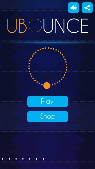 ibounce ball screenshot four