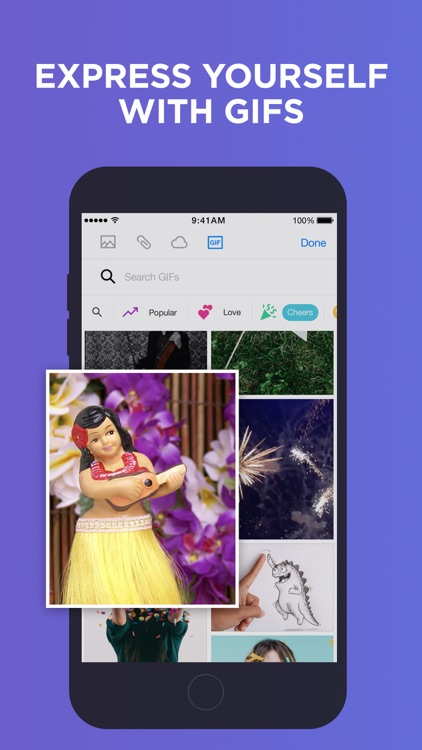 Yahoo Mail - Keeps You Organized! app image
