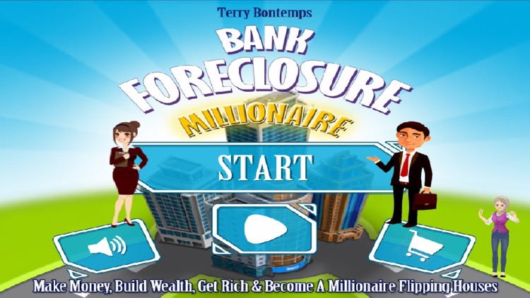 Bank Foreclosure Millionaire screenshot-0