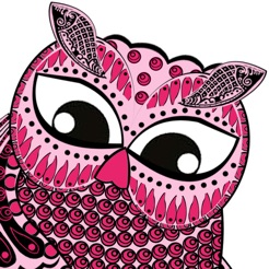 Owl Coloring Book Games Color Therapy For Adults 4
