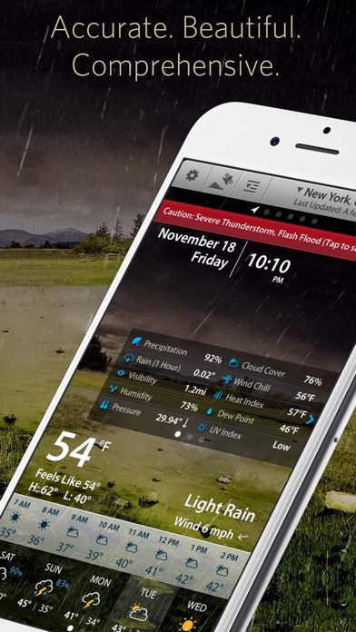 weather mate pro forecast app data review weather apps rankings. Black Bedroom Furniture Sets. Home Design Ideas