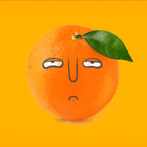 Fruitji - Real Fruit Emoji