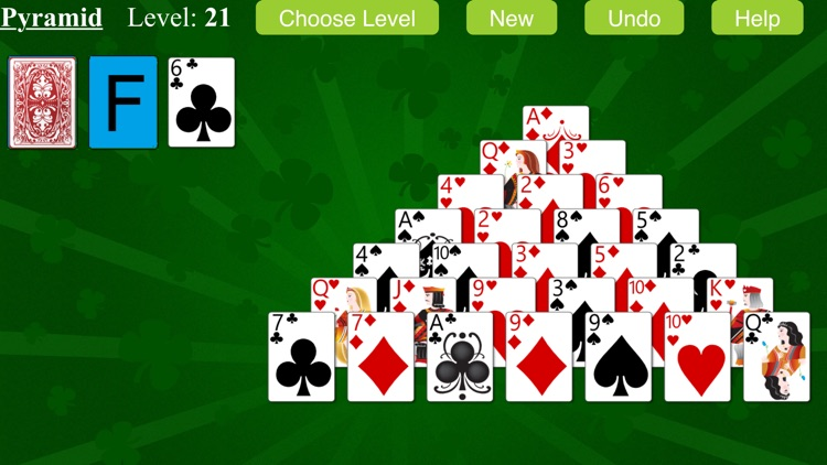 Solitaire: Pyramid screenshot-1