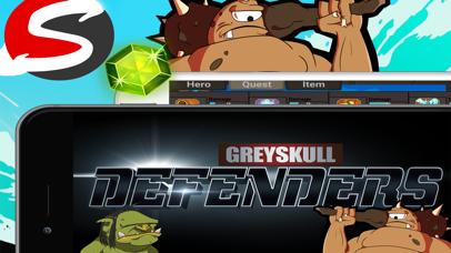 Greyskull defenders screenshot 4