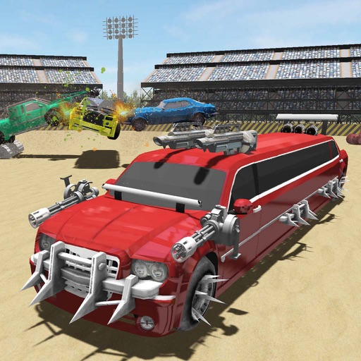 Limo Xtreme Demolition Derby – Death Racing