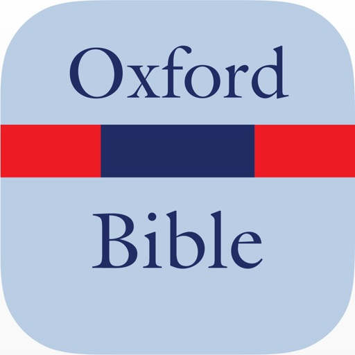 Oxford Dictionary of the Bible 2016