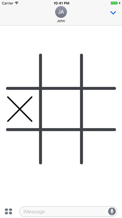 Tic Tac Toe Messenger screenshot-3