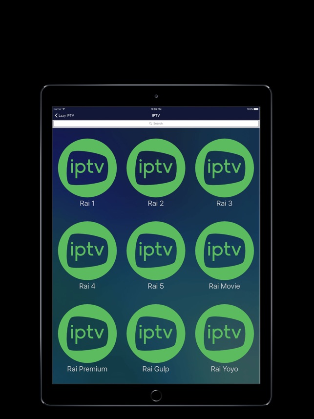 ‎Lazy IPTV Screenshot