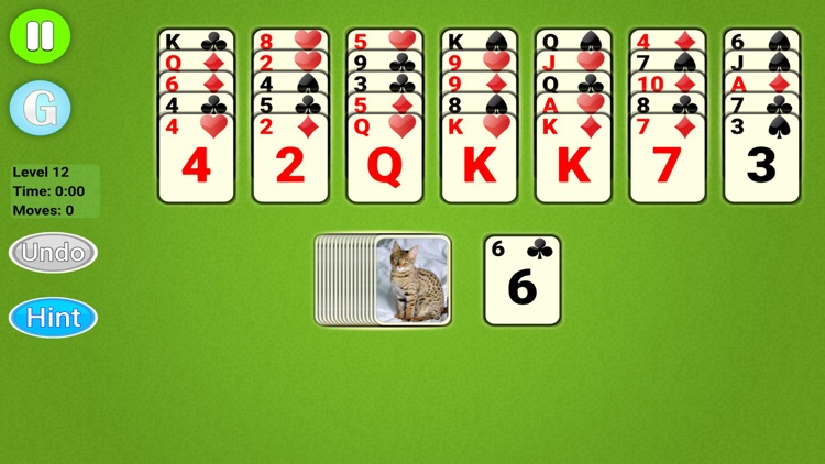 Golf Solitaire Epic screenshot-4