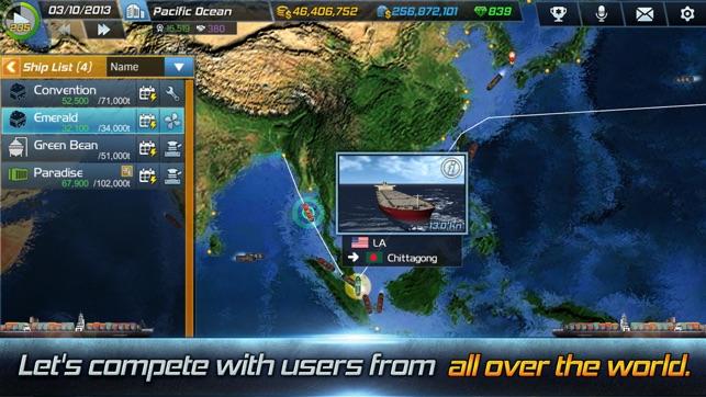 Ship Tycoon Screenshot