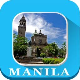 Manila Philippines - Offline Maps Navigator