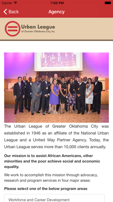 点击获取Oklahoma Urban League