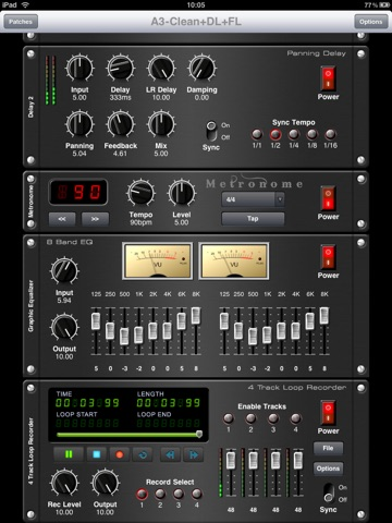 Screenshot #5 pour StompBox