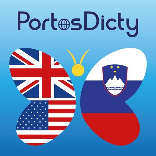 PortosDicty English Slovenian, Slovenian English dictionary / Angleško slovenski in slovensko angleški slovar