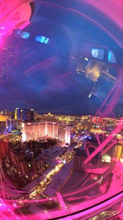 VR Las Vegas Big Wheel Ride Virtual Reality 360 screenshot-4