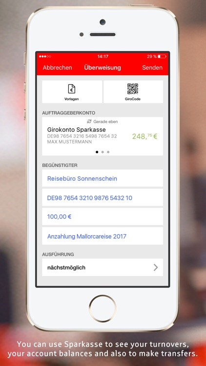 Sparkasse+ screenshot-4