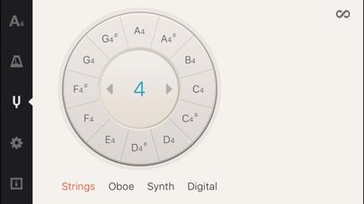 Cadenza review screenshots