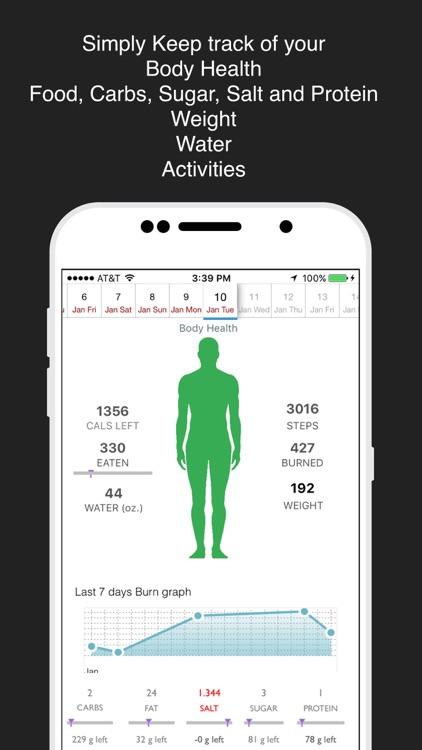 Healthy Diet & Gluten Free, Allergy, GMO Scanner screenshot-3