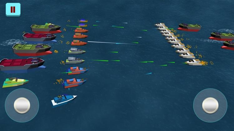 Epic Sea Battle Simulator
