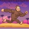 Running games monkey run jump game adventure free