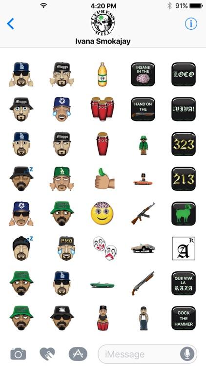 Cypress Hill by Emoji Fame screenshot-3