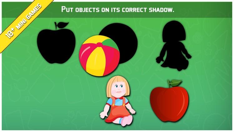 Kids Preschool University-1000+Flashcards & 9 Game screenshot-3
