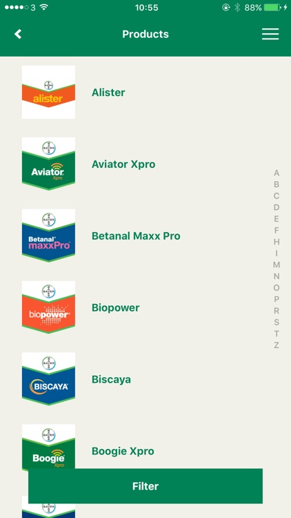 Bayer Agronomy Tool Ireland screenshot-3