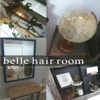 belle hair room