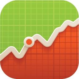 Progress Graphs- Multi-Use Mobile Diary.